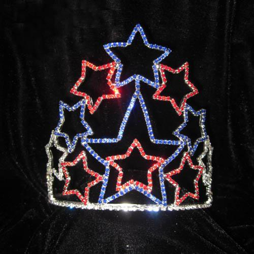 4th Of July Crowns