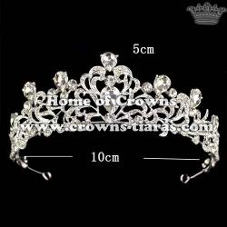 Luxury Diamond Wedding Tiaras