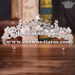 Wholesale Crystal Wedding Party Tiaras