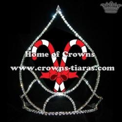 7inch Candy Cane Custom Crowns