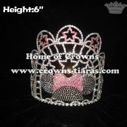 Crystal Minnie Pageant Crowns