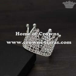 Small Cute Crystal Children Baby Crowns