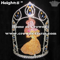 Wholesale Crystal Beauty Princess Crowns