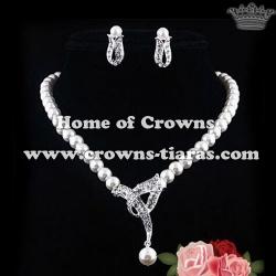 Wholesale Fashion Pearl Necklace Sets