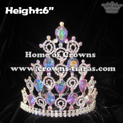 AB Diamond Pageant Crystal Crowns