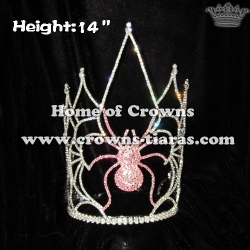 14inch Wholesale Spider Halloween Crowns