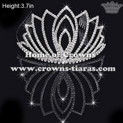 Unique Rhinestone Pageant Queen Crowns