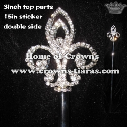 18inch Pageant Scepter