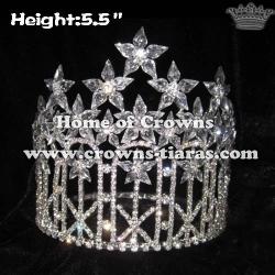 Diamond Crystal Princess Pageant Crowns