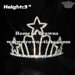 3inch Star Pageant Crowns