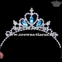 Wholesale Crystal Small Baby Tiaras