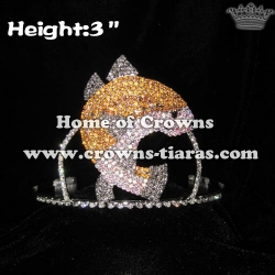 Crystal Fish Pageant Crowns