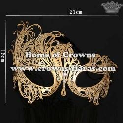 Unique Halloween Pageant Mask