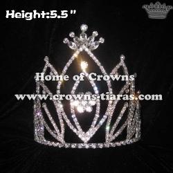 Wholesale Diamond Medium Pageant Crowns
