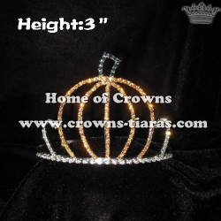 Wholesale Gold Pumpkin Crowns and Tiaras