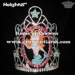 Wholesale Unique Beauty Mermaid Pageant Crowns