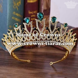 Gorgeous Diamond Pageant Queen Crowns