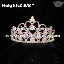 AB Crystal Rhinestone Pageant Tiaras