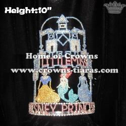 Wholesale Little Miss Disney Princess Mermaid Crowns