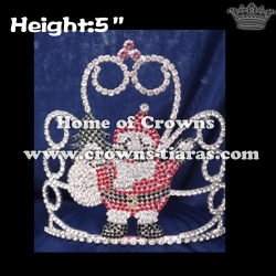 Santa Claus Wholesale Christmas Crowns