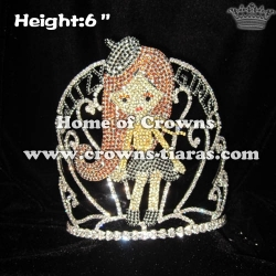 Gorgeous GLITZY GIRLS Pageant Stock Queen Crowns