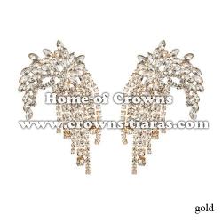 Wholesale Rhinestone Diamond Earrings