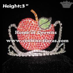 Autum Of Apple Crowns Pageant Crowns