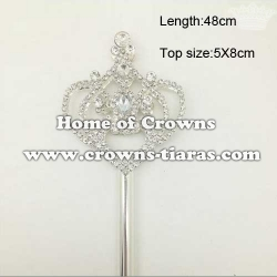 Wholesale Heart Shaped Pageant Scepters