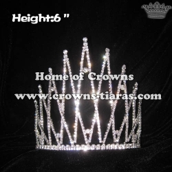 Cheaper Crystal Pageant Crowns