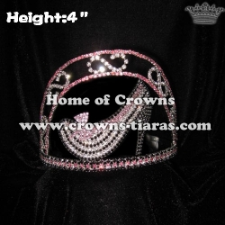 4inch Height High Heel Shoe Crowns