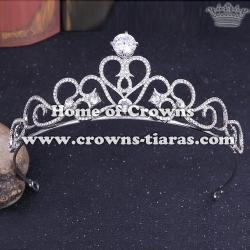 Unique Beauty Zircon Diamonds Princess Tiaras