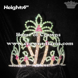 4inch Coconut Plam Shaped Pageant Crowns