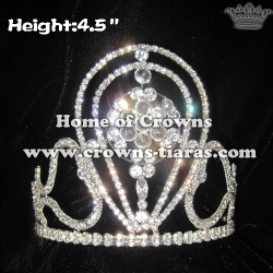 Wholesale Heart Shaped Pageant Crowns