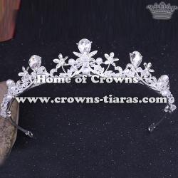 Beauty Crystal Diamond Princess Party Tiaras