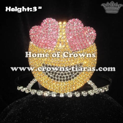 Custom Crystal Emoji Crowns