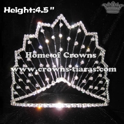 Hot selling Rhinestone Crowns Tiaras