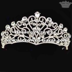 Wholesale Big Diamonds Bridal Tiaras