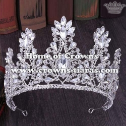 Wholesale Big Diamonds Wedding Tiaras