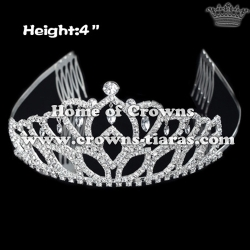 Wholesale Cheaper Crystal Pageant Crowns and Tiaras