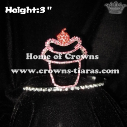3inch Tolly Cupcake Crowns