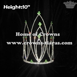 10inch Height Wholesale Pageant Crowns