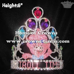 Wholesale Custom Trolls Pageant Crowns