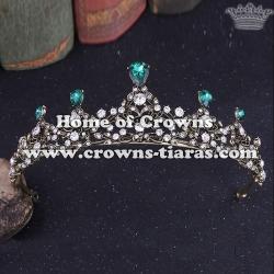 Crystal Diamond Bridal Crowns