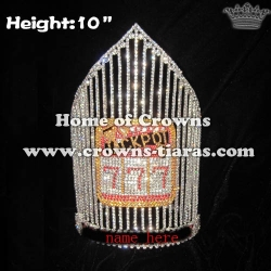 Crystal JACKPOT Pageant Crowns