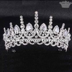 Wholesale Luxury Crystal Elizabeth Queen Crowns