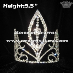 Wholesale Unique Crystal Queen Crowns
