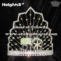 Crystal Bus Train Pageant Crowns