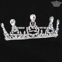 Unique Rhinestone Wedding Crowns And Tiaras