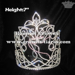 Crystal Mardi Gras Pageant Crowns