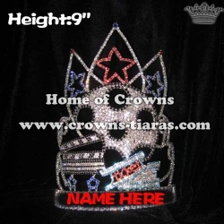 9inch Movie Hollywood Custom Crowns